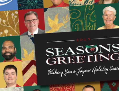 ELECTRONIC OFFICE 2015 HOLIDAY CARD