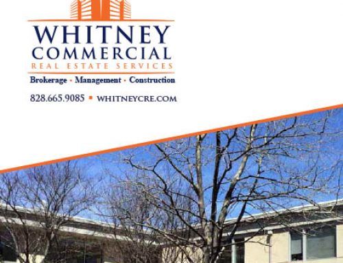 WHITNEY COMMERCIAL REAL ESTATE SERVICES PROPERTY BROCHURE