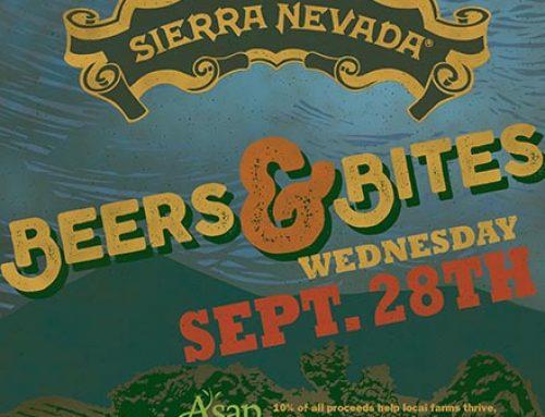SIERRA NEVADA BREWERY BEER & BITES